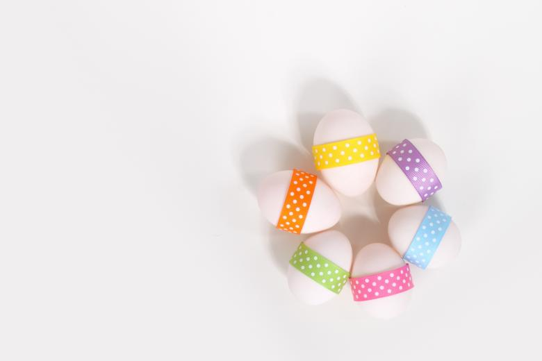 Free Stock Photo of Celebration - Easter Eggs Created by Pixabay