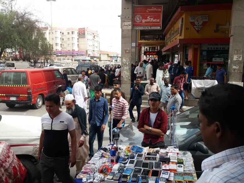 Free Stock Photo of Street Sellers Created by Muhammad Fazal M. M. Rehmani