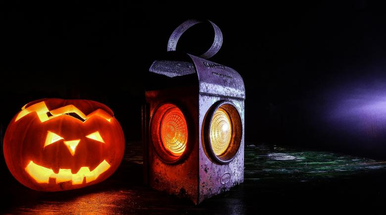 Free Stock Photo of Jack O Lantern