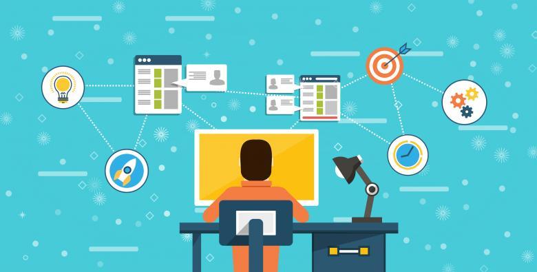 Customer Relationship Management - Illustration - Free Technology Stock Photos