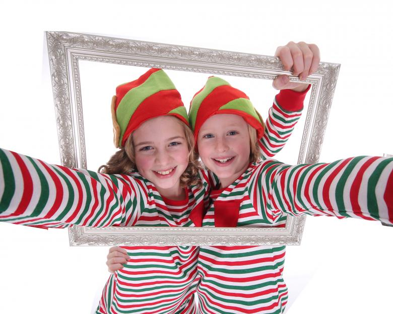 Free Stock Photo of Christmas Crazy Fun Created by Christopher Terrance Owen
