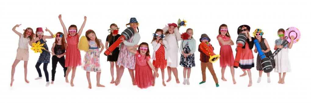 free stock photo of panoramic party children having fun - Children Images Free