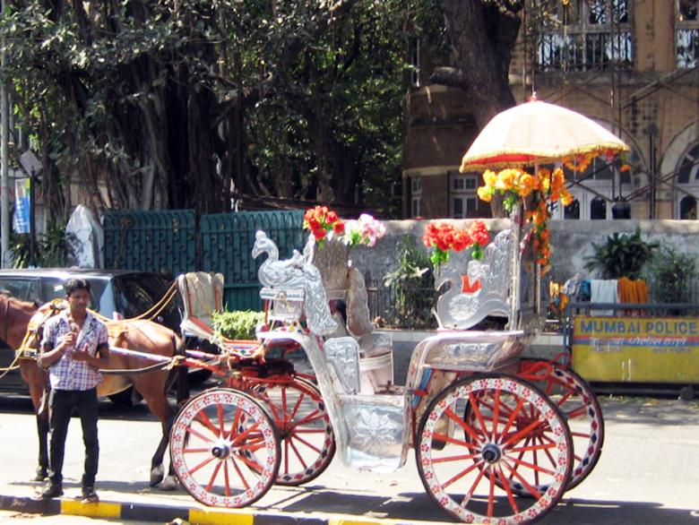 Free Stock Photo of Horse Carriage Created by VIJOY M ALEXANDER