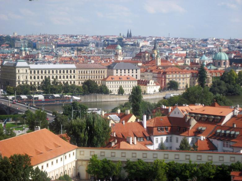 Free Stock Photo of Czech Republic Overview Created by VIJOY M ALEXANDER
