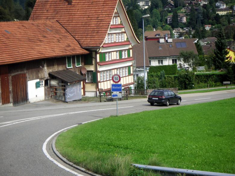 Free Stock Photo of Typical Swiss House Created by VIJOY M ALEXANDER