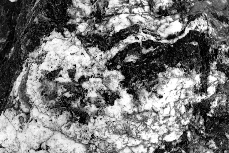 Free Stock Photo Of Black And White Marble Rock Texture Created By Ian L