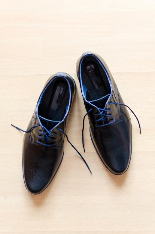 Free stock image of Black Men's Shoes with Open Laces created by Lukas