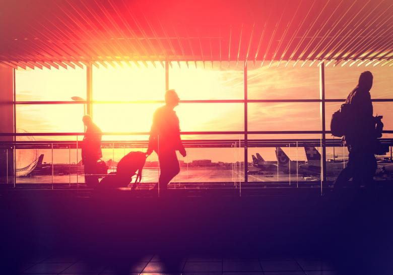 Free Stock Photo of Airport Lounge - Arrivals and Departures - Travel and Leisure Created by Jack Moreh