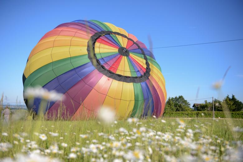 Free stock image of Hot-air Balloon created by Alti Reve