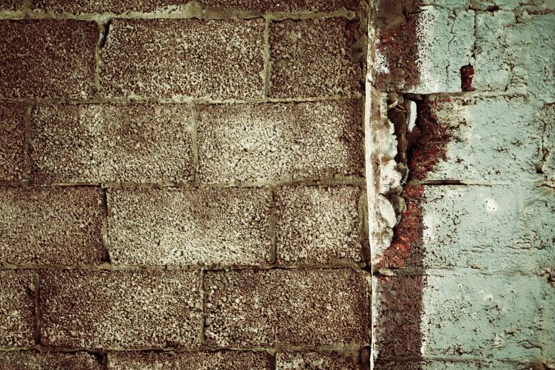 Free Stock Photo of Grunge Brick Wall Background Created by Free Texture Friday