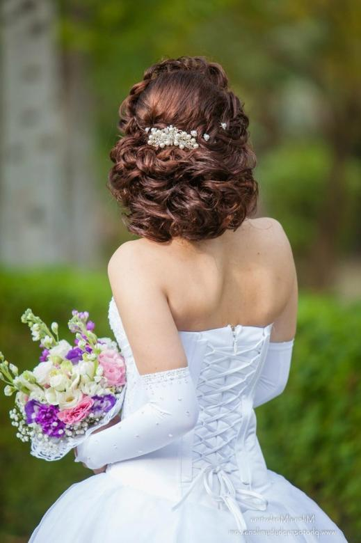 Free Stock Photo of Beautiful bride Created by Katerina