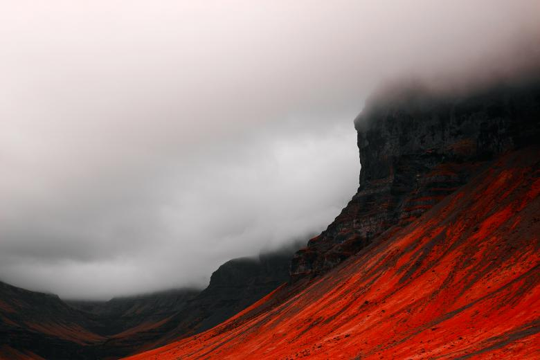 Free Stock Photo of Blood Mountain Fog Created by Nicolas Raymond