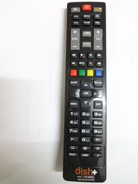 Free Stock Photo of Set Top Box Remote Control Created by Arjun Chourasia