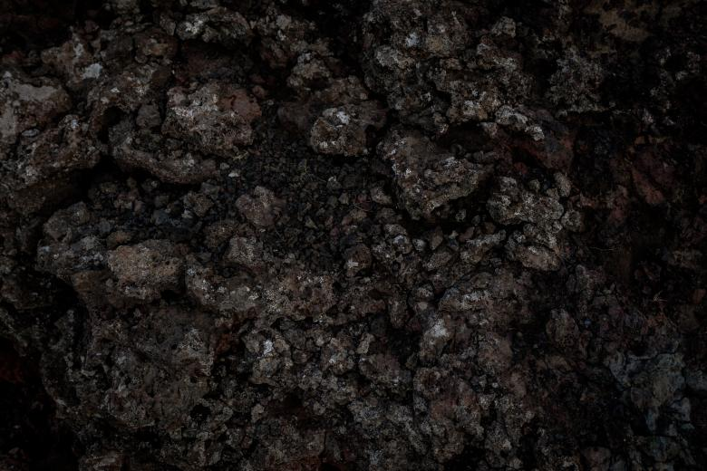 Free Stock Photo of Volcanic Lava Background Created by Free Texture Friday