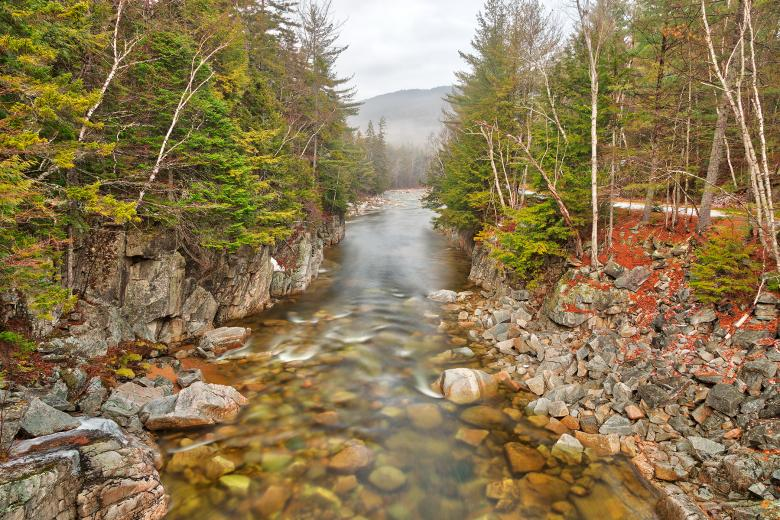 Free Stock Photo of Swift River Created by Nicolas Raymond