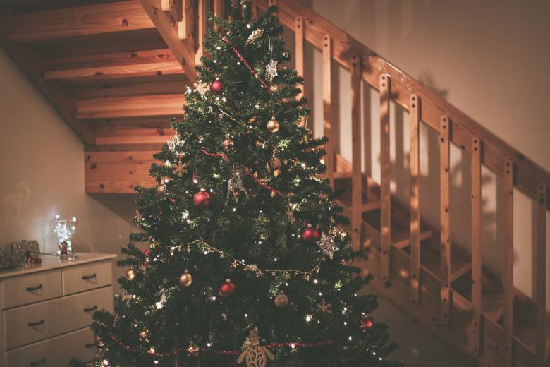 Beautiful Christmas Tree - Free Christmas Stock Photos