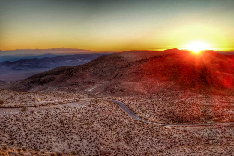 Free Stock Photo of Death Valley Sunrise Created by agphotostock.com