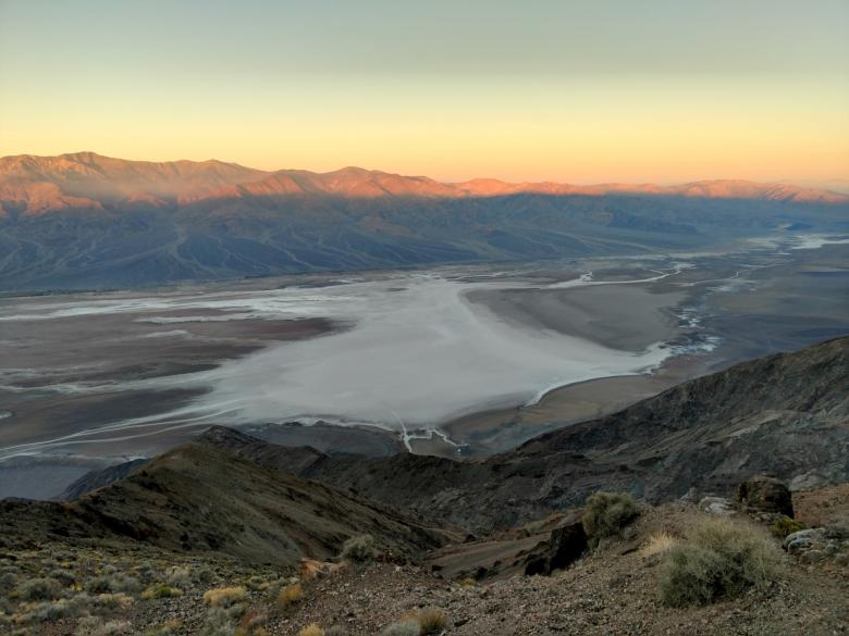 Free Stock Photo of Death Valley California Mountain Landscape Created by agphotostock.com