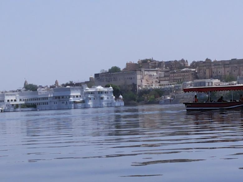 Udaipur Lake Free Photo