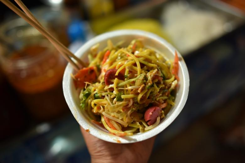 Free Stock Photo of Delicious Noodles Created by Batu Berk