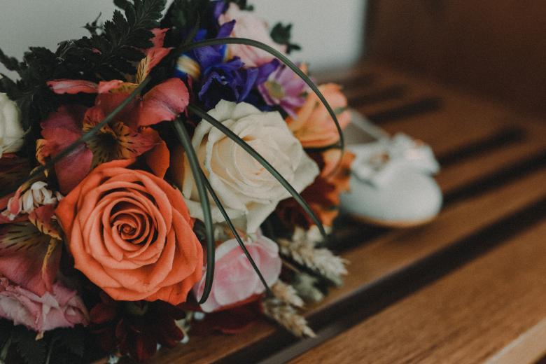 Flower Bouquet in Colors - Free Stock Photo by Batu Berk on ...