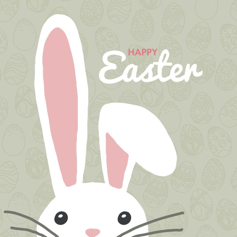 Happy Easter Bunny - Free Easter Stock Photos & Vectors