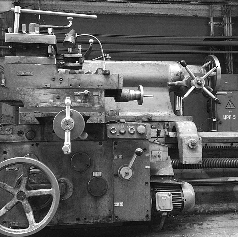 Old Industrial Machine - Free Industrial Stock Photos