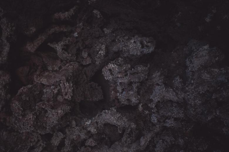 Free Stock Photo of Lava Rock Background Created by Free Texture Friday