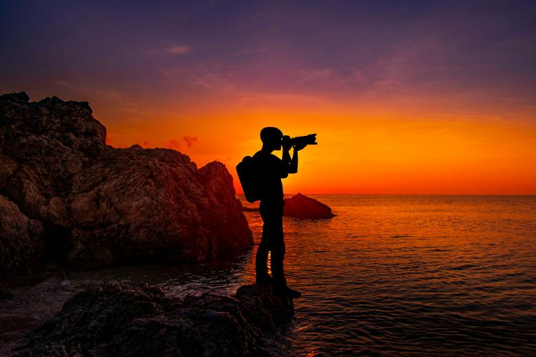 Free stock image of Photography at Dusk created by mohamed hassan