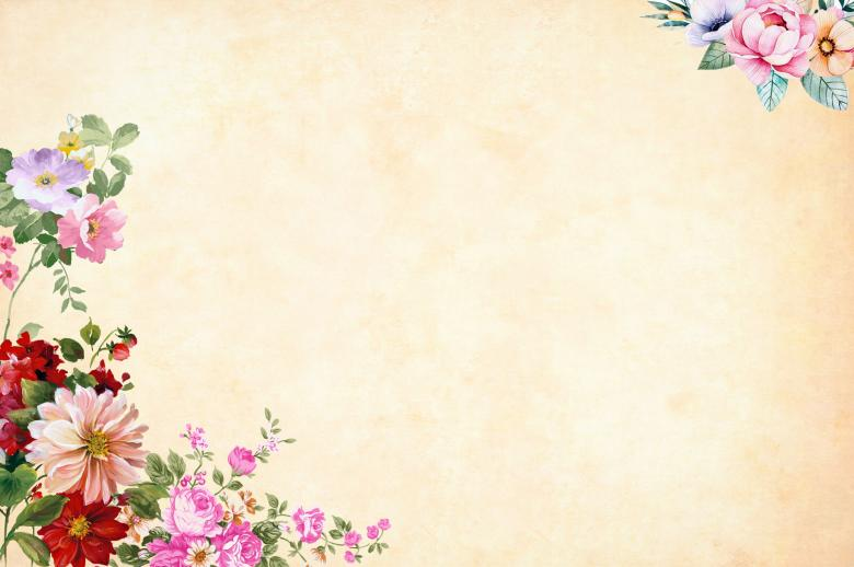 Free Stock Photo of Vintage Floral Background Created by mohamed hassan
