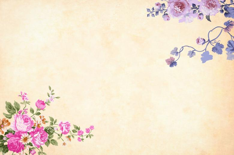 Free Stock Photo of Floral Vintage Background Created by mohamed hassan