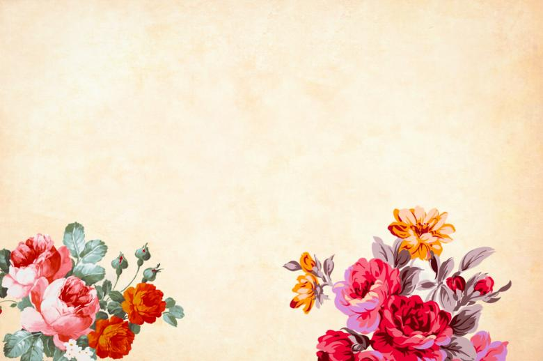 Flower Vintage Paper Background Free Stock Photo By Mohamed Hassan