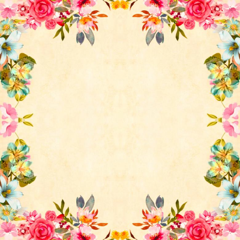 framed flower background free stock photo by mohamed hassan on