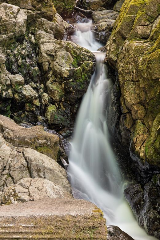 Free Stock Photo of Sychryd Platform Falls Created by Nicolas Raymond