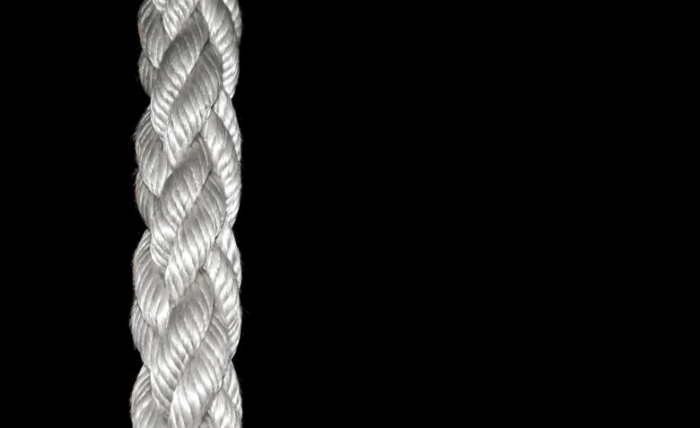 Free Stock Photo of A big durable rope Created by NomeVizualizzato