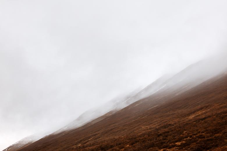 Free stock image of Brown Mountain Fog created by Nicolas Raymond