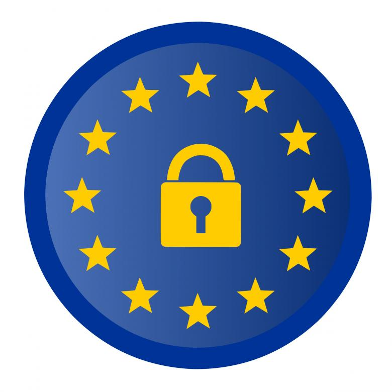 Free Stock Photo of  GDPR Icon Created by mohamed hassan