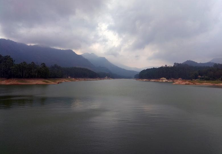 Free stock image of Mattupetty Dam Water Landscape created by Tona sam