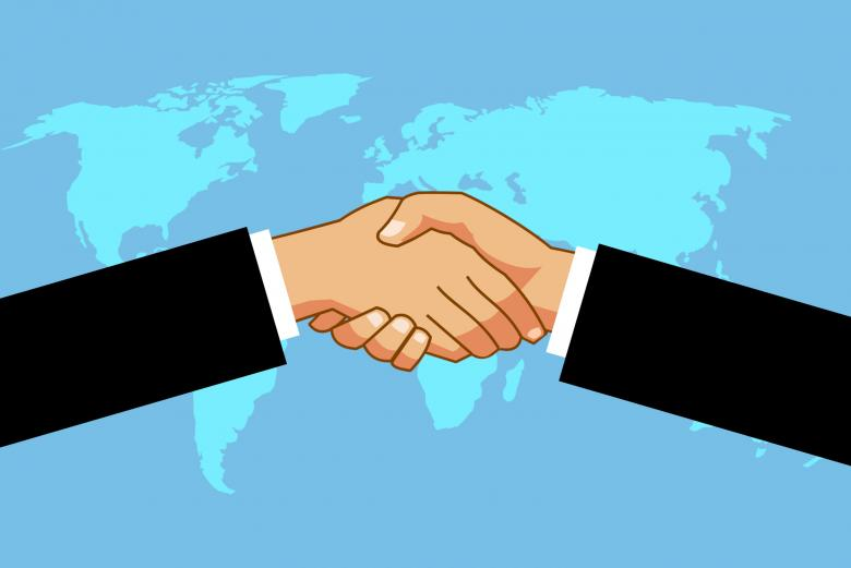 Free stock image of International Business Agreement created by mohamed hassan