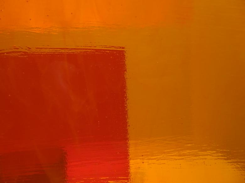 Free Stock Photo of Orange and red glass in a museum Created by GAIMARD Jacques