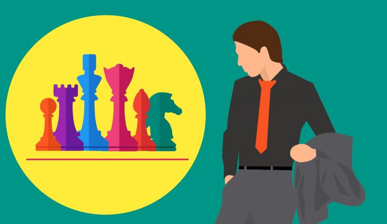 Free Stock Photo of Chess Games Illustration Created by mohamed hassan