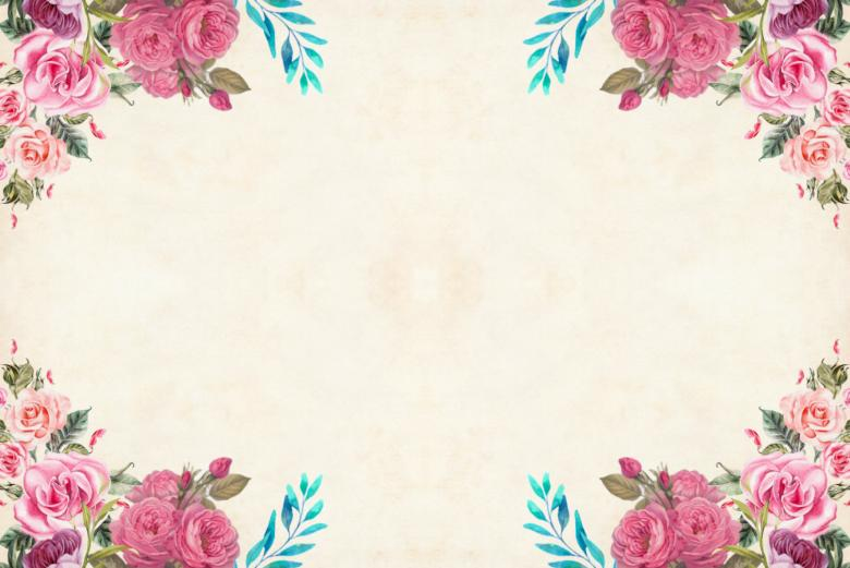 Pink Flower Paper Background Free Stock Photo By Mohamed Hassan On