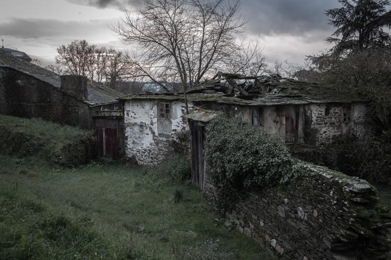 Abandoned House - Free Stock Photo by PaSoNeCa on Stockvault net