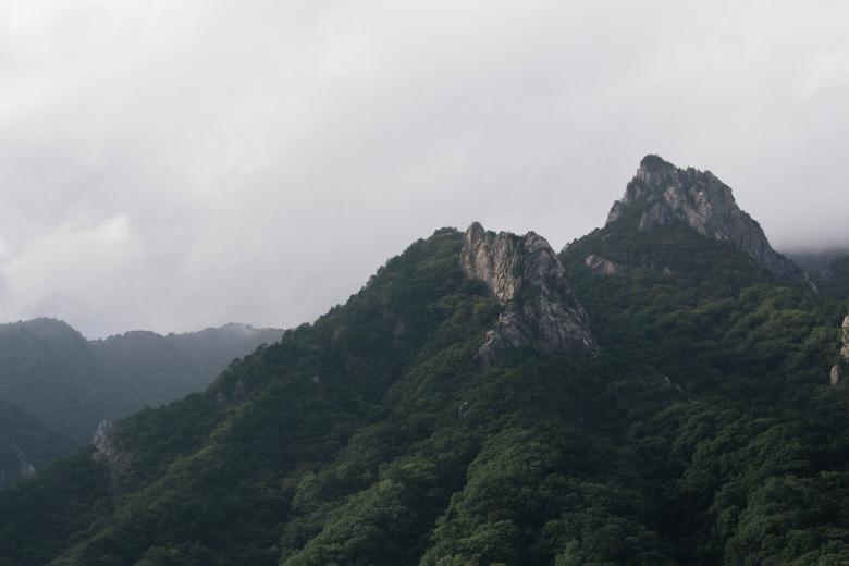 Free stock image of Seroksan National Park created by Tom Hill