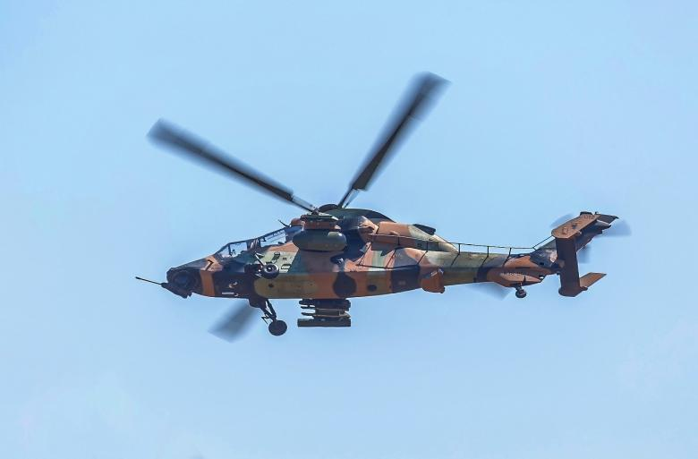 Free Stock Photo of ARH Tiger Attack Helicopter Created by John Torcasio