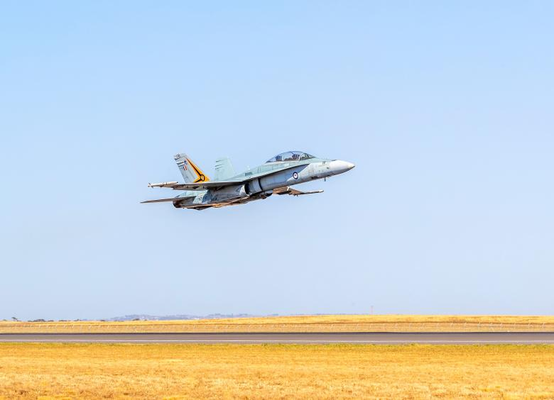 Free Stock Photo of F/A-18B Hornet  Created by John Torcasio