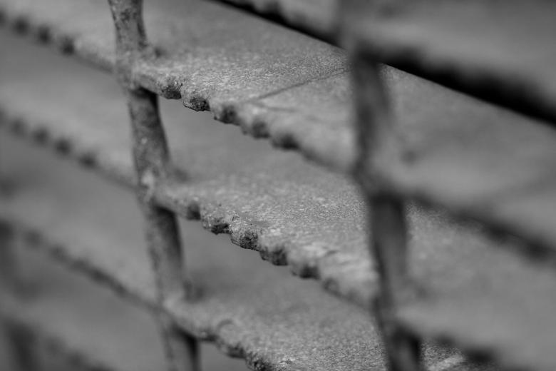 Free Stock Photo of Steel Grid Surface Created by Bjorgvin Gudmundsson