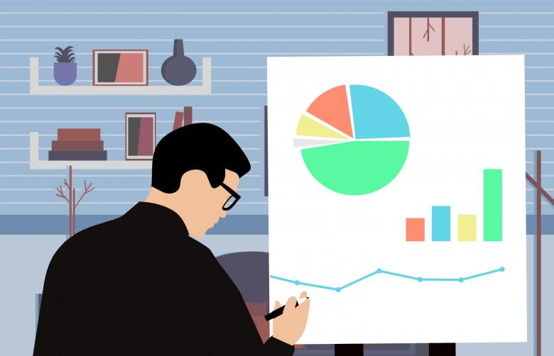 Free Stock Photo of Business Planning Illustration Created by mohamed hassan