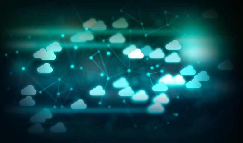 Free Stock Photo of Cloud Infrastructure - Public Cloud - Digital Cloud Created by Jack Moreh