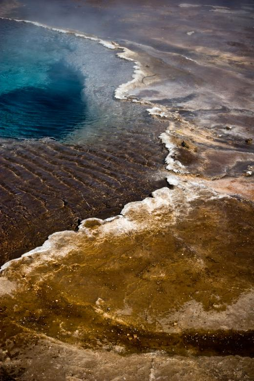 Free stock image of Geothermal Landscape created by Bjorgvin